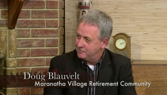 Interview with Maranatha Village's Doug Blauvelt